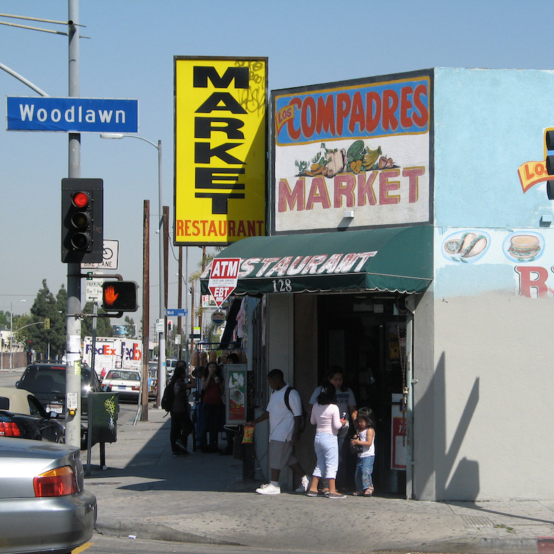 Market Makeovers - South LA (2007-2009)