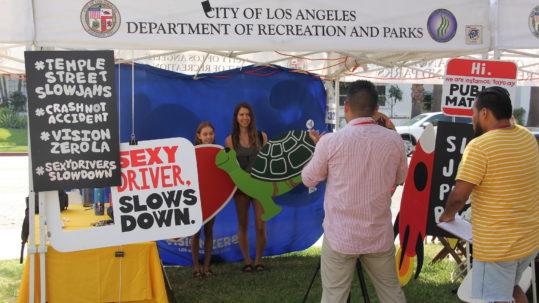 Public Matters | Temple Street Slow Jams // Vision Zero